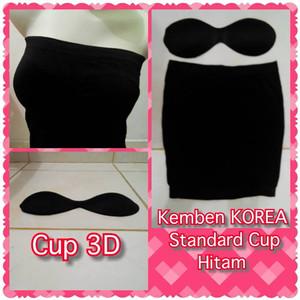 Kemben KOREA Standard Cup - Hitam ..