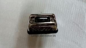 LAMPU PLAT NO DX/ KE70 Diskon
