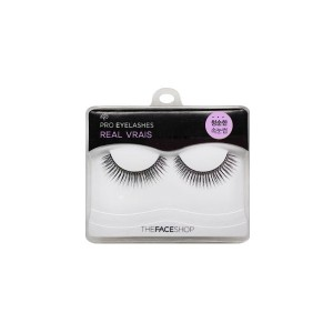 The Face Shop Pro Eyelashes 09 Real Vrais