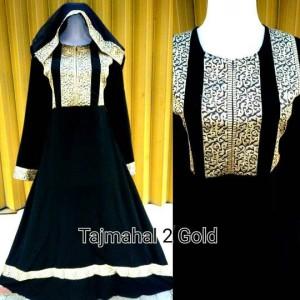 abaya/gamis plus pasmina