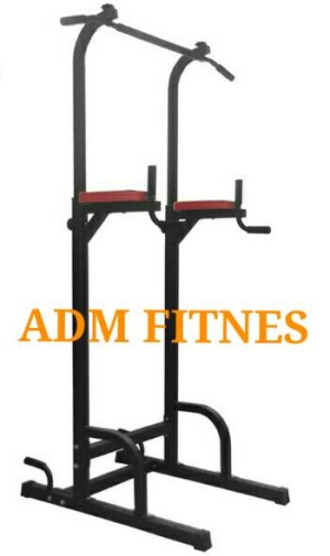 Pull up bar, chin up, dipping, leg raise, push up / Alat fitness
