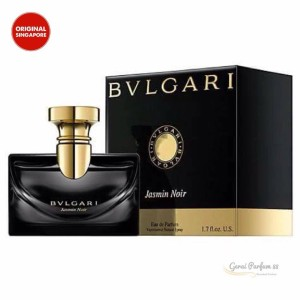 Parfum Bvlgari Jasmine Noir Black (woman)-Original Singapore