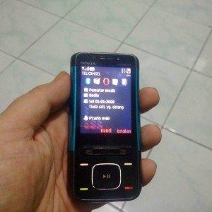 nokia 5610d xpress music