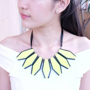 Kalung 821 Yellow Pink Stabillo