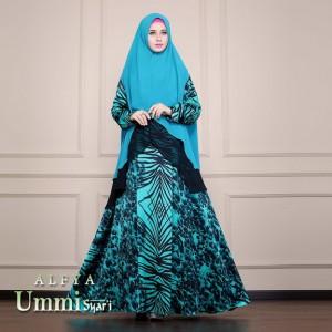 Gamis / Khimar / Original Branded ALFYA by UMMI