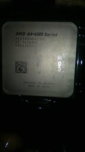 procesor AMD A$-6300 series