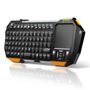 QQ Multifunction Mini Bluetooth Keyboard with Touchpad &Mouse