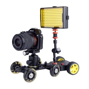 Sevenoak Scaled Camera Dolly - SK-DW03