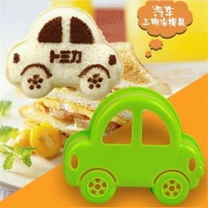 CAR Sandwich Mold bread mold sandwich maker!