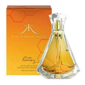 Parfum Ori Eropa Nonbox Kim Kadarshian Pure Honey EDP 100 Ml