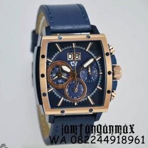 Jam Tangan Christ Verra C701 Blue Original