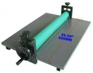 Mesin Cold Laminator LBS 650 / Mesin Laminating dingin 650 Lbs