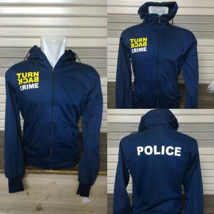 Jaket TBC Turn Back Crime