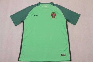 Jersey Portugal Away Euro 2016 Grade ori Official