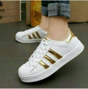 Grosir Sepatu Wanita Murah - Adidas Gold KM35