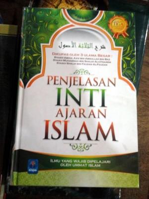 Buku Penjelasan Inti Ajaran Islam