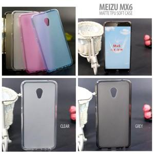 Meizu MX6 - Matte TPU Soft Case