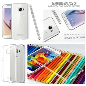 Samsung Galaxy C5 - Imak Crystal Clear Hard Case 2nd Series