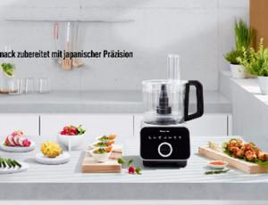 New PROMO Smart Food processor Panasonic MK-F800SSR