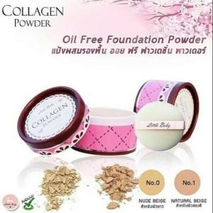 little baby collagen powder