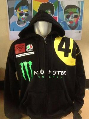 hoodie/zipper/jaket/sweater monster 46