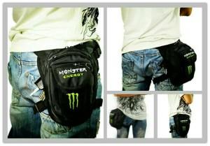 motorcycle waist bag package