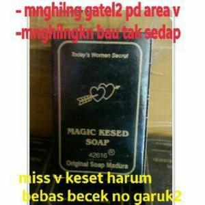 SABUN KESED MAGIC