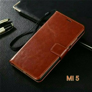 Flip Cover Xiaomi Mi5 Mi 5 / Walet Leather Case