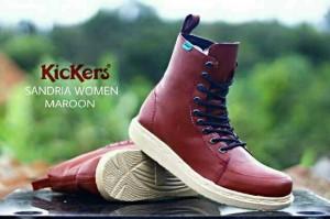 sepatu kickers sandria wanita