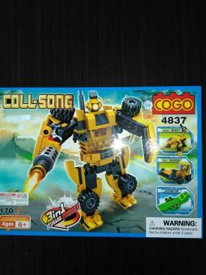 Lego KW Cogo 4837