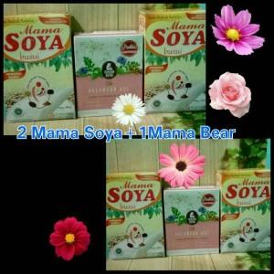 Paket 2 MAMA SOYA 1 MAMA BEAR