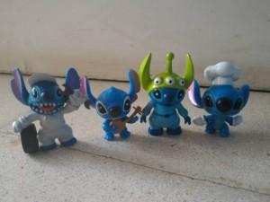 Pajangan Stitch