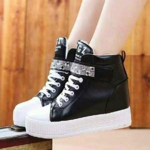 givani boot cwe hitam 002