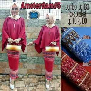 AMSTERDAM SET #5 BY ALEXA