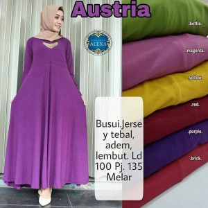 AUSTRIA DRESS BY ALEXA
