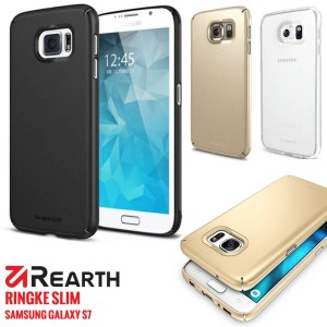 REARTH Ringke Slim Hard Case Samsung Galaxy S7 - Casing / Cover