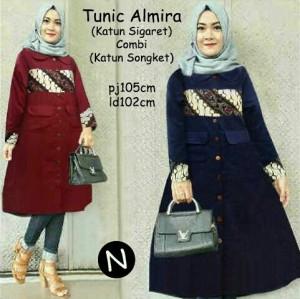 Tunic almirah