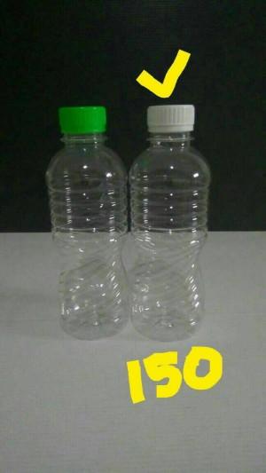 botol 330 ml khusus gojek 196 pcs