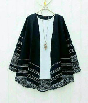 KEZIA BLOUSE BLACK