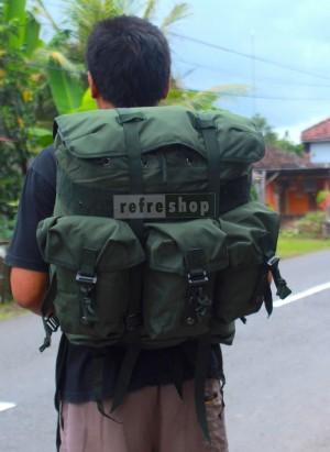 Tas Tempur Militer RPB Ransel Punggung Besar Tentara TNI RPB21KS