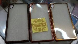 Soft Case Silikon Pelindung Sony Xperia M4 Aqua