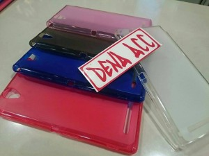 Soft Case Cover Pelindung Sony Xperia T2 Ultra