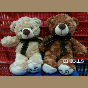 BONEKA: TEDDY BEAR / BERUANG - RIBBON