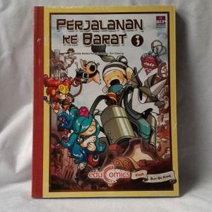 Buku Komik Perjalanan Ke Barat 3 (Kisah Sun Go Kong)