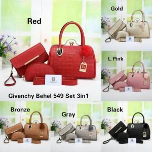 Givenchy Behel Set 3in1 Seri 549