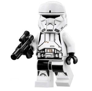 Brick Pogo Imperial Hovertank Pilot