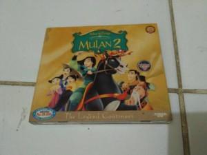 VCD Film, MULAN 2