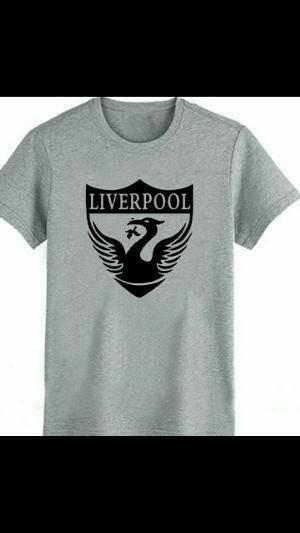 Tshirt, baju, kaos oblong Klub Bola Liverpool