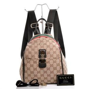 Tas Wanita Tas Gucci Ransel Multifungsi 6317 Tas Branded Replika