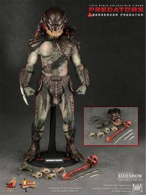 Hot Toys Berserker Predator